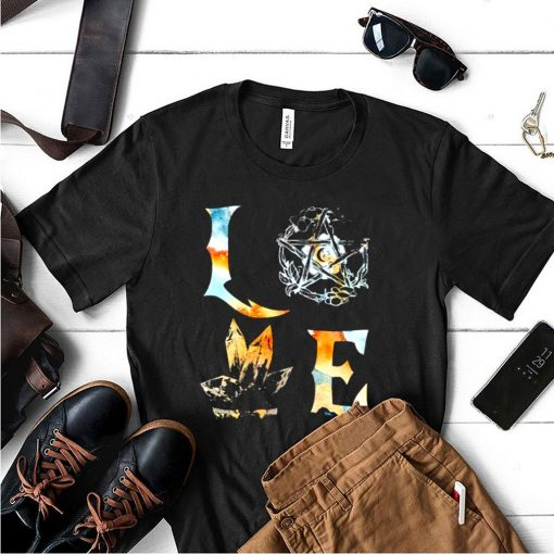 Love Witch Watercolor Shirt 5