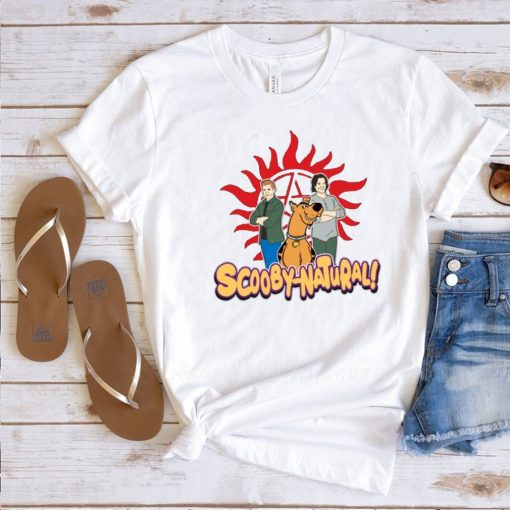 Scooby Doo and Supernatural Scooby Natural shirt 5