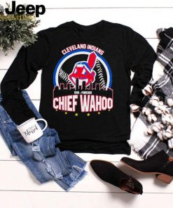 The Cleveland Indians Baseball 1915 Forever Chief Wahoo shirt