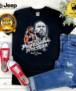 Brian Myers The Most Professional Wrestler shirt