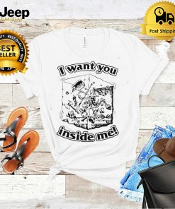 Dungeons Dragons I want you inside me shirt