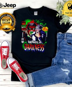Emissary Of Darkness we will be back shirt