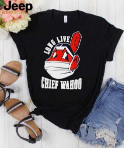 Long live chief wahoo indians cleveland T Shirt