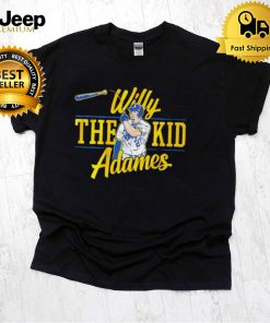 Willy The Kid Adames Milwaukee Brewers shirt (1)
