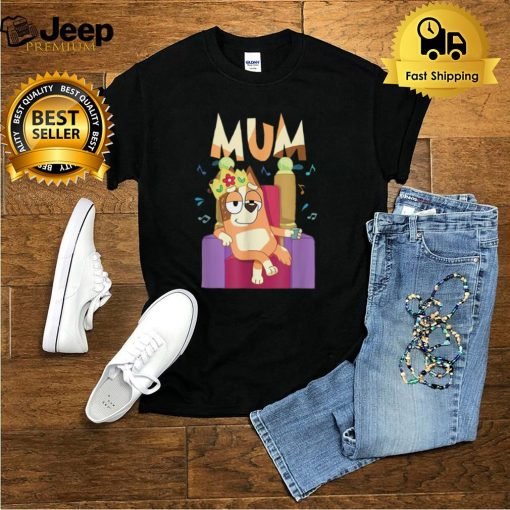 Official Mom Of Queen For Lover T Shirt
